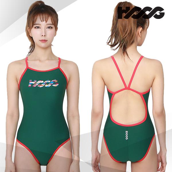 7d54d06184a 인조이라이프 - 후그 여자 준선수용 실내수영장 여자수영복 SD-AA-535